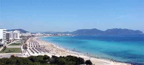 hoteles en las islas Baleares