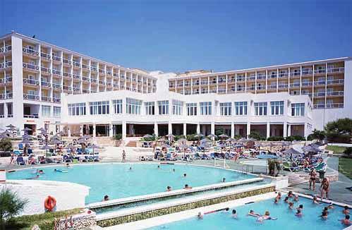 hoteles en menorca - Almirante Farragut