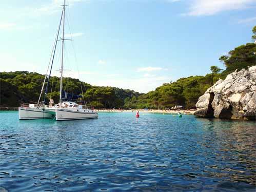 hoteles en Menorca