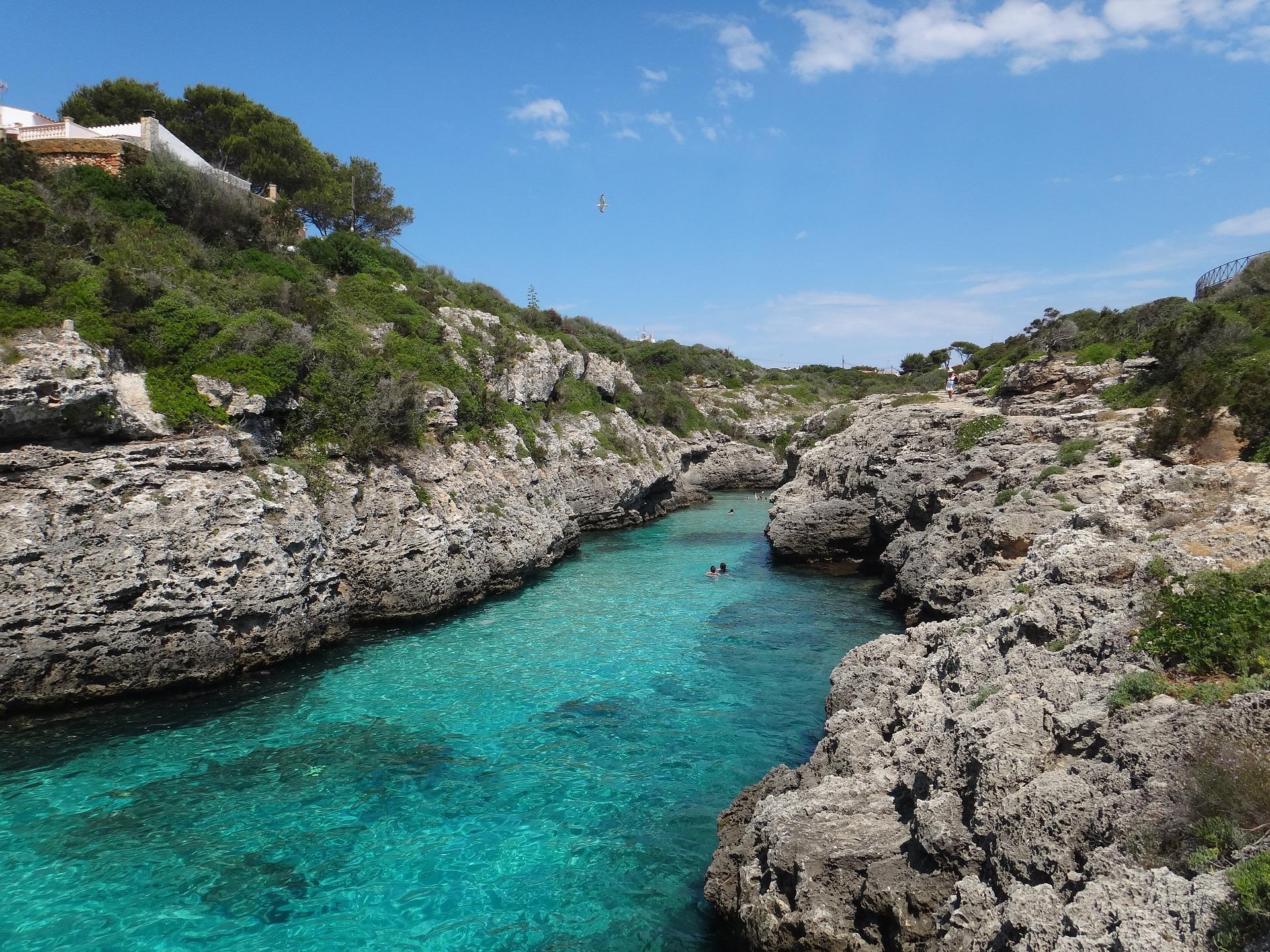 viajes del Imserso en Menorca
