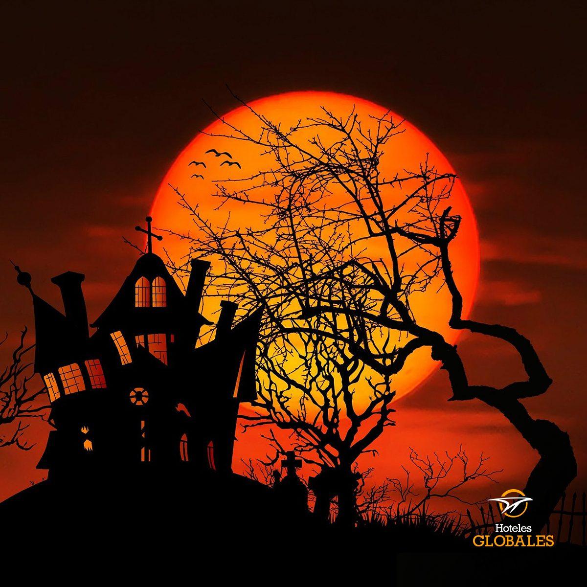 halloween en la laguna