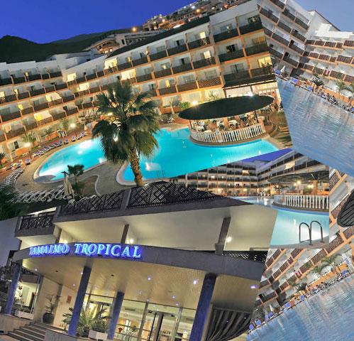 Hoteles Baratos en Tenerife. Hoteles Globales