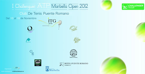 I Torneo Challenger ATP Marbella Open 2012. Hoteles