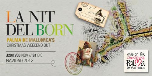 Nit del Born 2012 Mallorca Hoteles