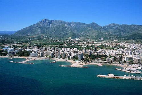 Hoteles baratos en Marbella
