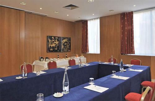 Hoteles de negocios en Madrid