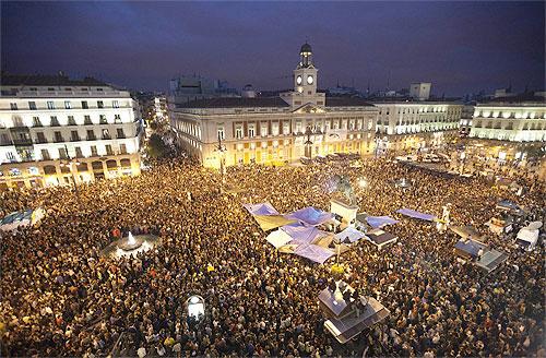 Ofertas escapadas de Nochevieja 2012 a Madrid