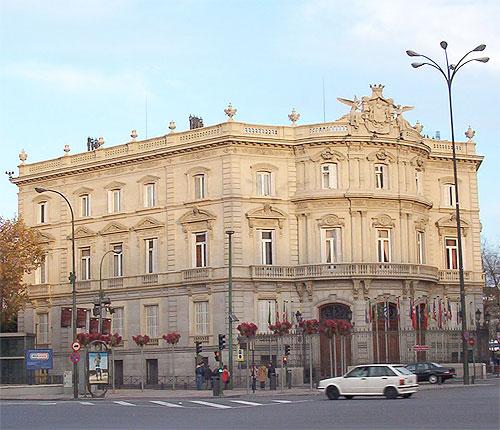 HOTELES MADRID VACACIONES NAVIDAD
