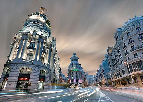 Hoteles baratos en Madrid