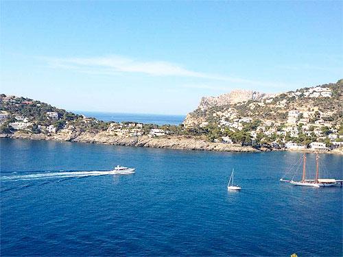buen tiempo Mallorca vacaciones verano 2013