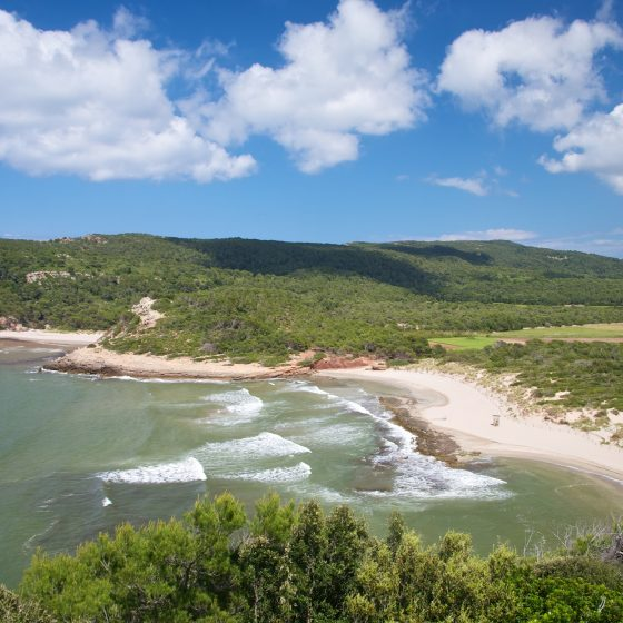 Playa des Bot y Cala des Tancats Menorca