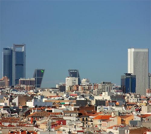 ESCAPADAS 2013 MADRID HOTELES MAS BARATOS