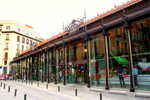 MERCADOS GOURMETS MADRID
