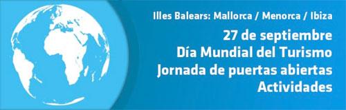 DIA MUNDIAL DEL TURISMO 2014 MALLORCA
