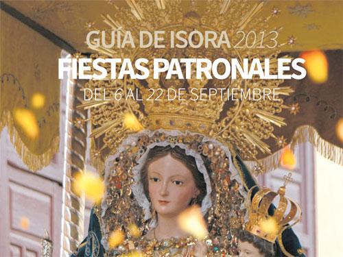 FIESTAS PATRONALES GUIA DE ISORA TENERIFE 2013
