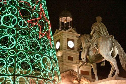 ESCAPADA A MADRID PUENTE CONSTITUCION 2013
