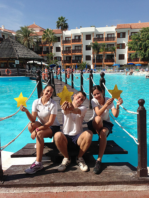HOTELES TENERIFE PUERTO SANTIAGO LOS GIGANTES