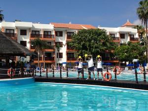 HOTELES TENERIFE ACANTILADO DE LOS GIGANTES
