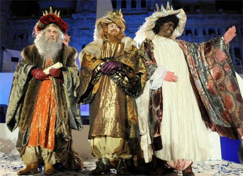 Cabalgata de Reyes Magos 2014 de Madrid