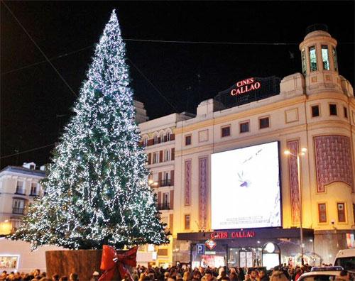 vacaciones navidad en Madrid 2013