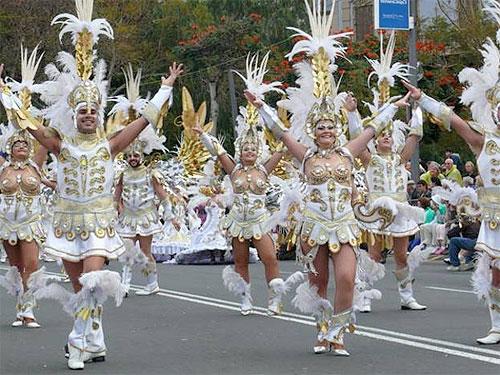 carnaval de santa cruz de tenerife en 2014 hoteles baratos