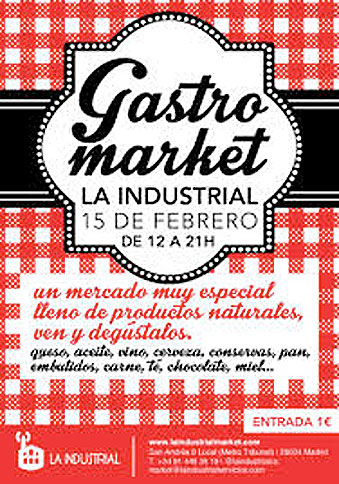 Gastro Market Madrid 2014