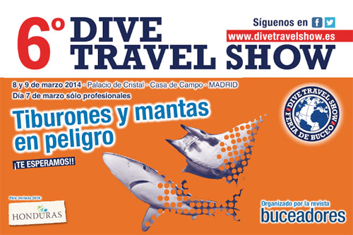 Madrid Dive Travel Show 2014