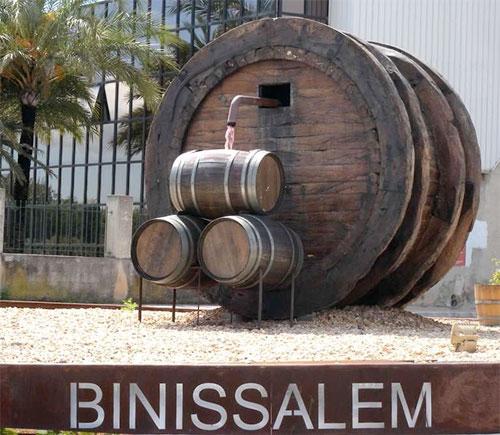 Wine Days Mallorca 2014 vinos Binissalem