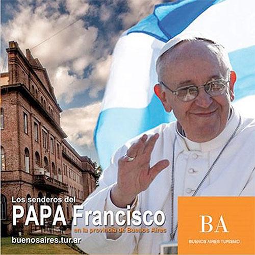 los senderos del papa francisco