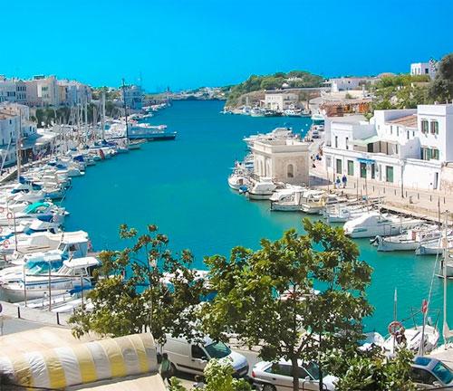 vacaciones semana santa menorca 2014