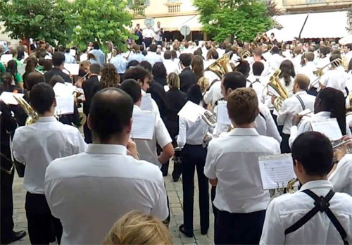 I Festival de Bandas de Musica Ciutat de Palma