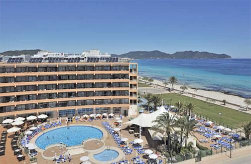 hoteles playa vacaciones verano 2014