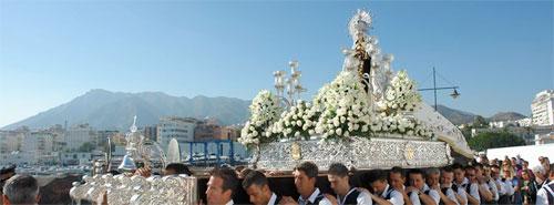 Verbena de la Virgen del Carmen Marbella
