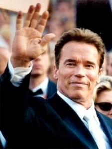 embajador madrid Arnold Schwarzenegger
