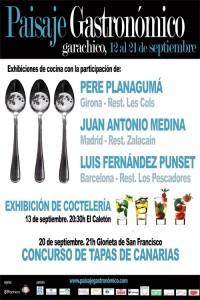 paisaje gastronomico garachico 2014 tenerife