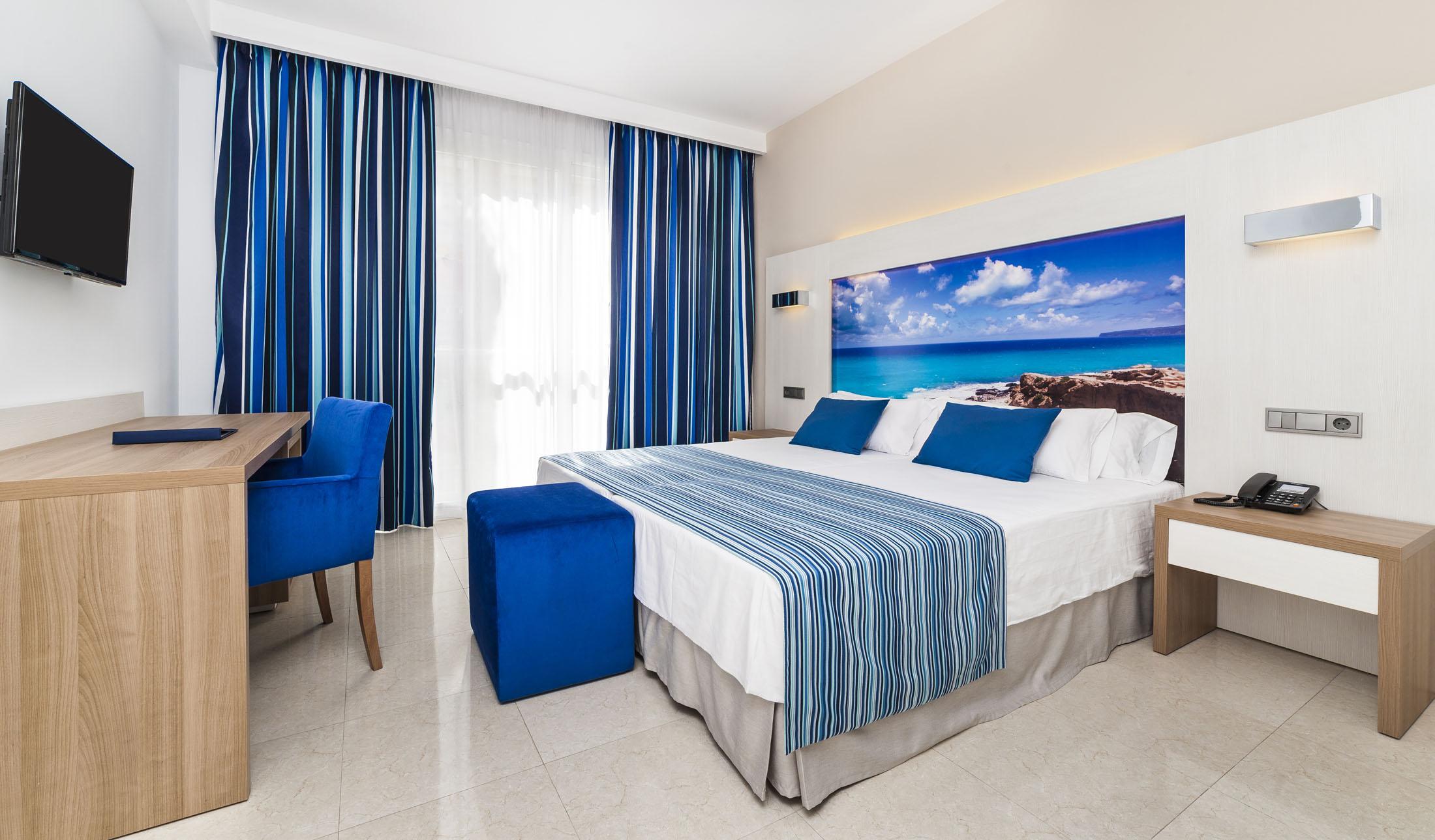 Habitación hotel Globales Playa Estepona