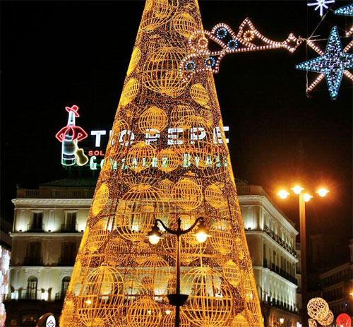 hotel madrid navidad 2014