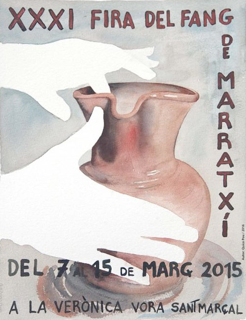 Fira del Fang de Marratxí 2015