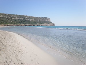 playa de son bou menroca
