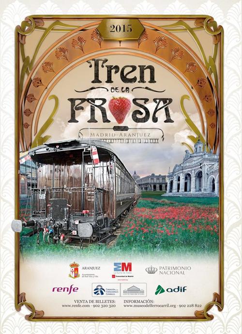 tren de la fresa 2015