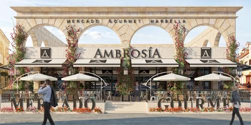 ambrosia mercado gourmet