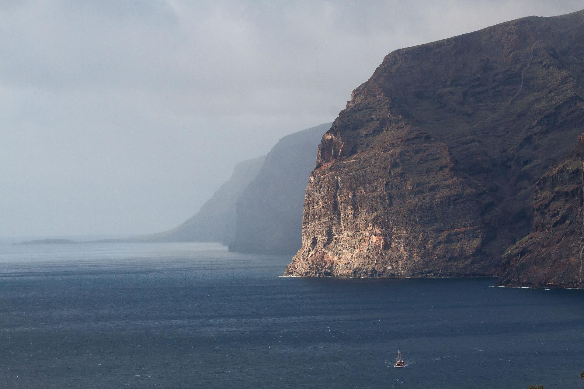 Que ver en Tenerife, los Gigantes
