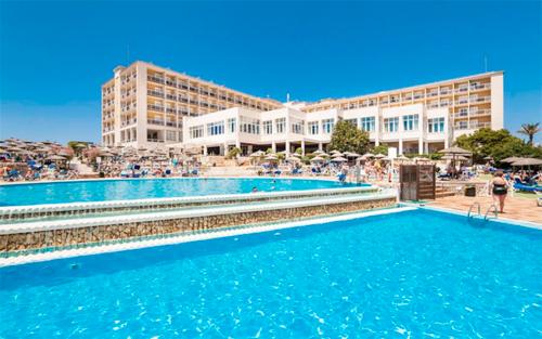 los mejores hoteles de playa de menorca