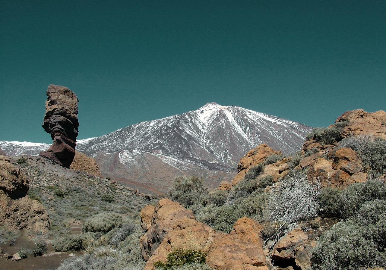 Qué visitar en Tenerife. El Teide