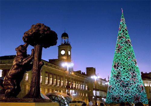 ofertas vacaciones navidad madrid