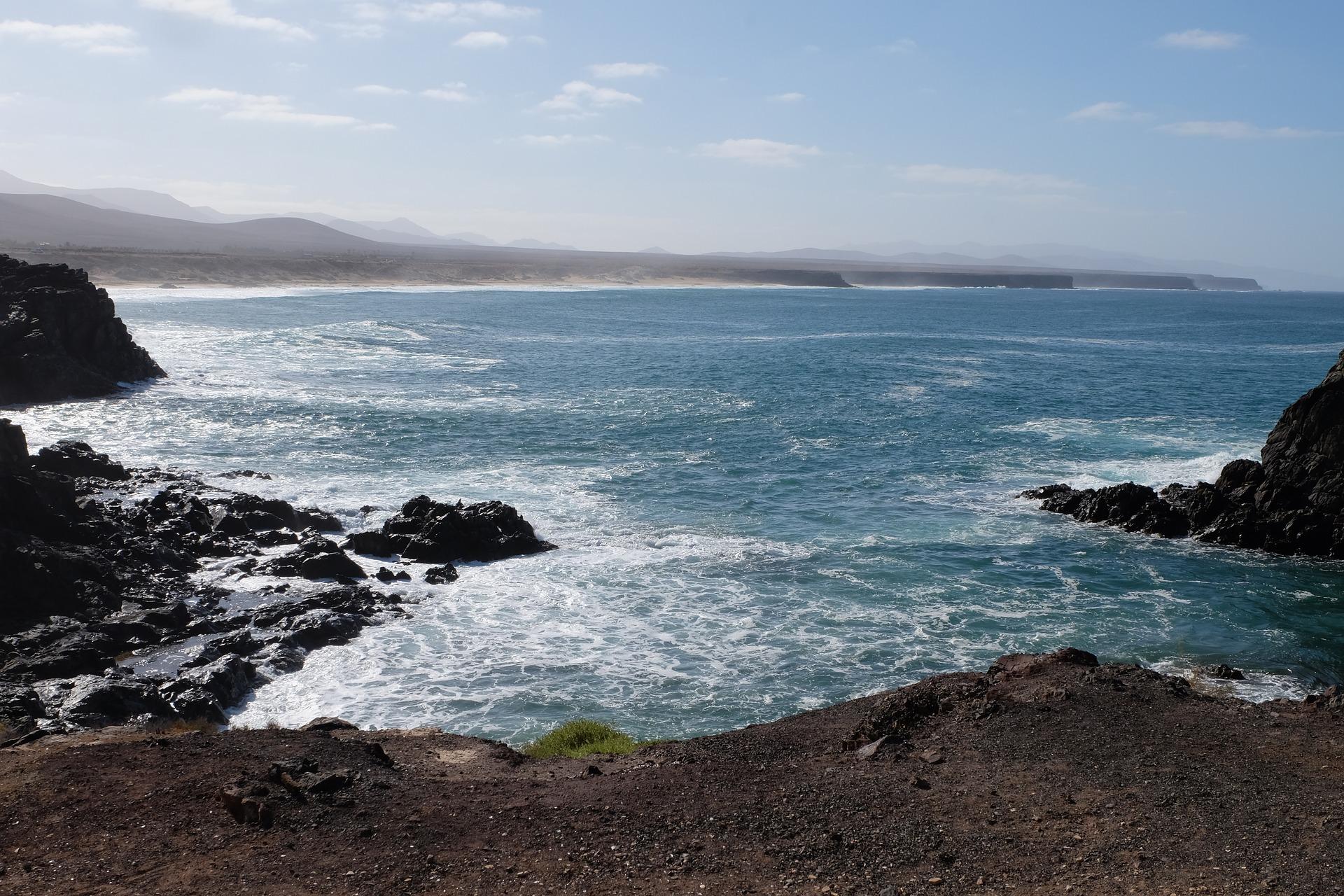 Windsurf en Formentera. Playa del Cotillo