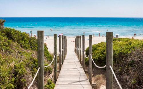 Vacaciones solo para adultos en Menorca