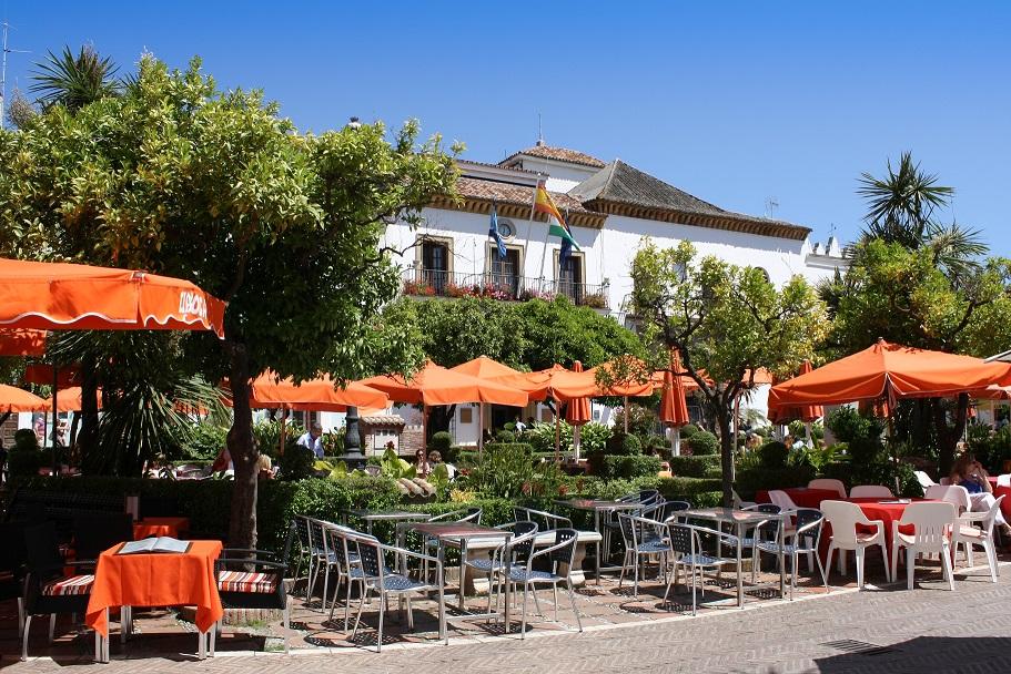 Marbella, turismo en la cosota del Sol.