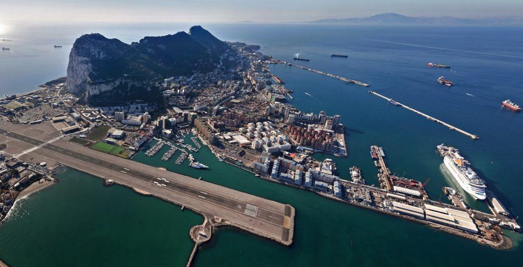 Gibraltar, turismo en la costa del Sol.