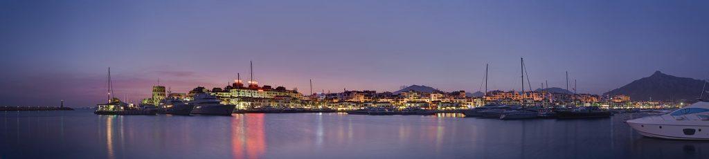 Puerto Banús, Turismo en La Costa del Sol.